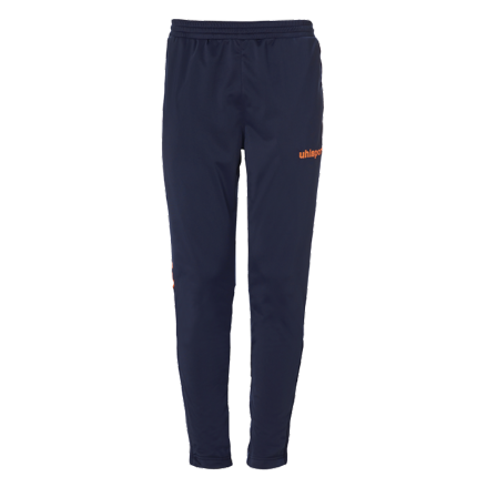 Score Track Pants Navy / Fluo Red